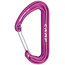 Camp Photon Wire Carabiner Purple